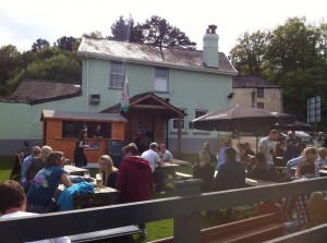 Bridge Inn - Beer Garden